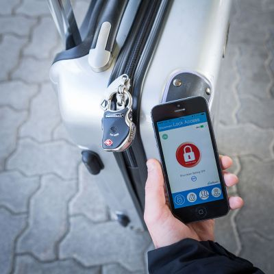 Voyages - Smart Lock bagages Bluetooth