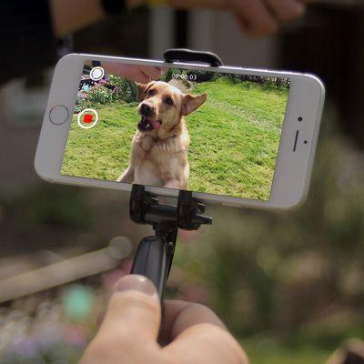 Cadeau anniversaire papa - Stabilisateur Vidéo pour Smartphone Smoovie