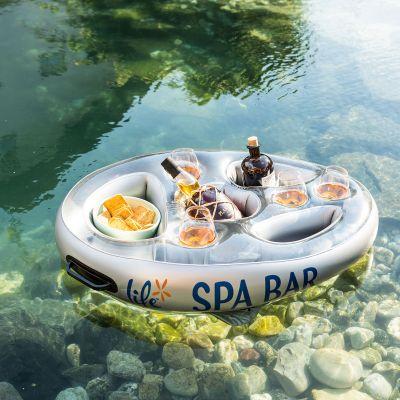 Salle de bains - Bar flottant pour Spa et bain à remous (gonflable)