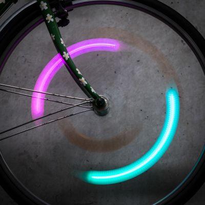 Cadeau Enfant - Lumières de Vélo SpokeLit
