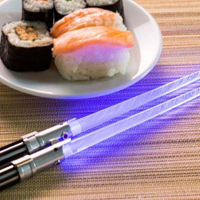 Cadeau couple - Baguettes sabres lasers Star Wars