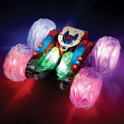 Jeux & Farces - Voiture télécommandée Stunt Racer 360