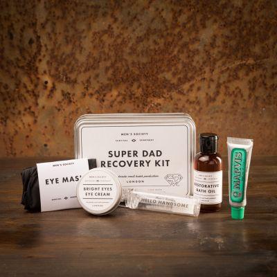 Cadeau papa - Kit de rétablissement Super Daddy