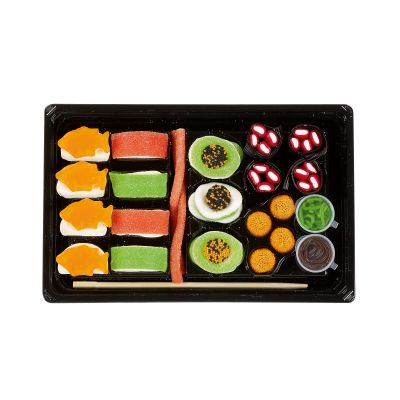 Cuisine explosive - Bonbons Sushi