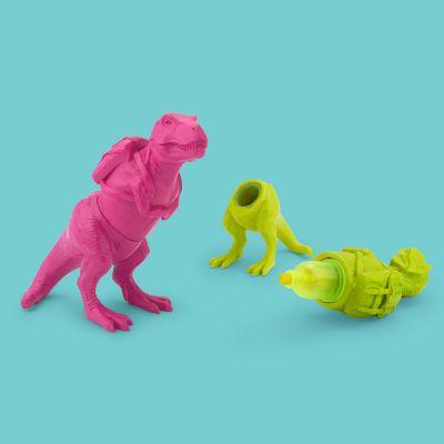 Idées cadeaux pour mettre dans le calendrier de l'avent - Surligneur Dinosaure T-Rex