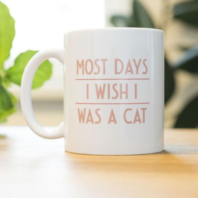 Nouveau - Tasse Most Days I Wish…