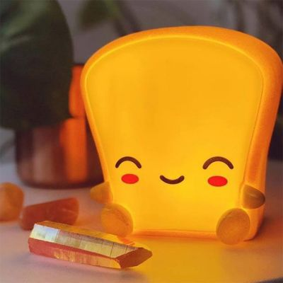 Idées cadeaux pour mettre dans le calendrier de l'avent - Veilleuse Toast