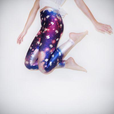 Homewear - Legging Galaxie Licorne