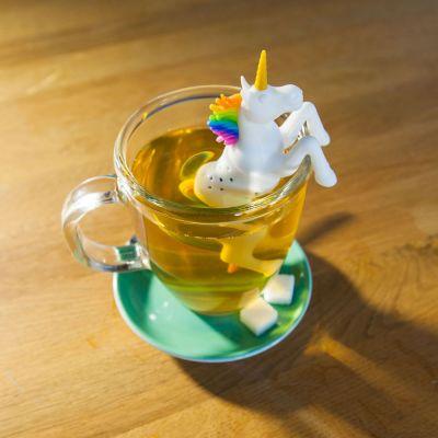 Nouveau - Infuseur à thé Licorne