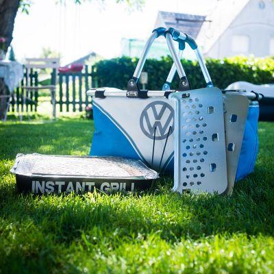 Outdoor & Sport - Panier pour Barbecue Volkswagen
