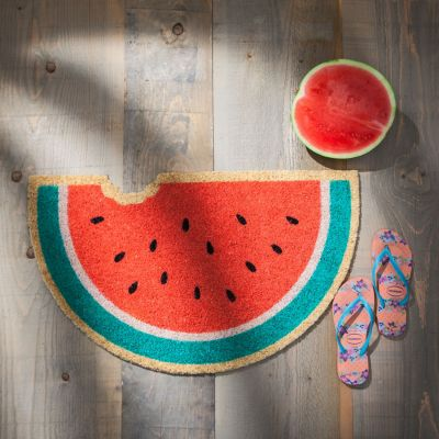 Cadeau anniversaire maman - Paillasson Fruit Tropical
