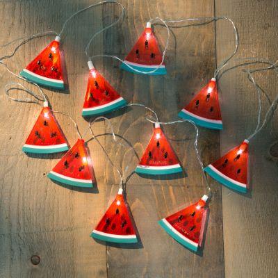 Gadgets pour festivals - Guirlande Pastèque