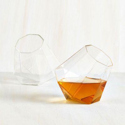 Cadeaux pour la Fête des Pères - Verres à Whisky Diamant