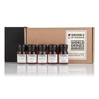 Cadeau papa - Set de dégustation 2016 - les Meilleurs Alcool