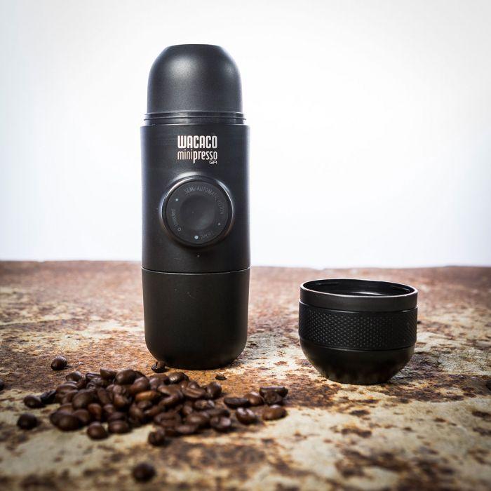 Minipresso - Machine à expresso la plus compacte au monde