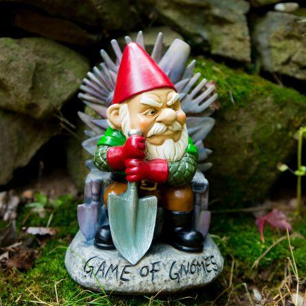 Nain de jardin Game of Gnomes