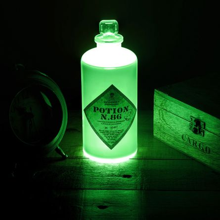 Lampe Potion Magique Harry Potter