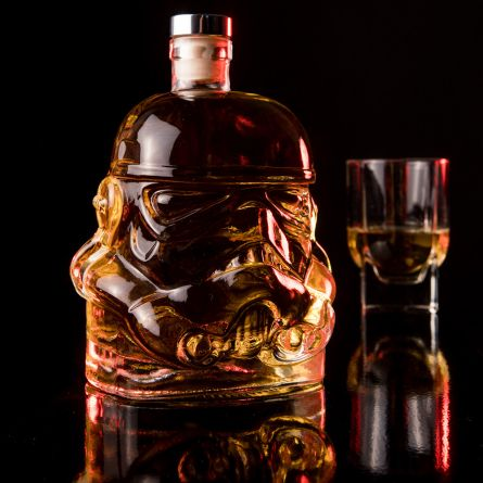 Carafe en verre Stormtrooper