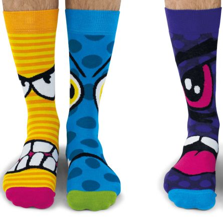 Chaussettes Stress Heads