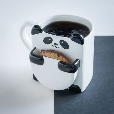 Tasse Panda Biscuit