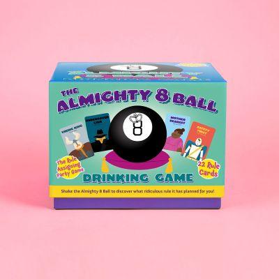 Jeux de soirée - Boule Magique 8 - Jeu à Boire