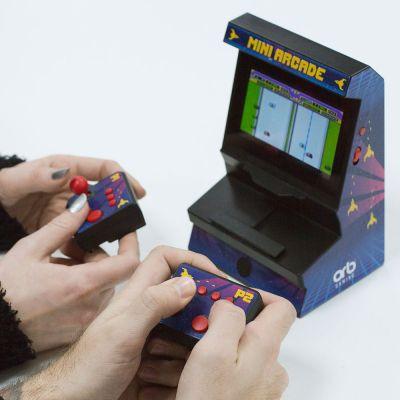Jouets - Console Mini-Arcade 2 Manettes