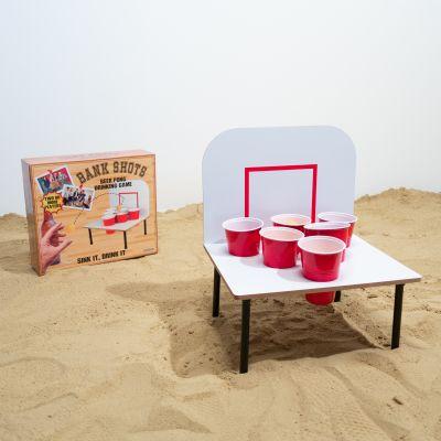 Jeux de soirée - Jeu Beer Pong Basketball Pong