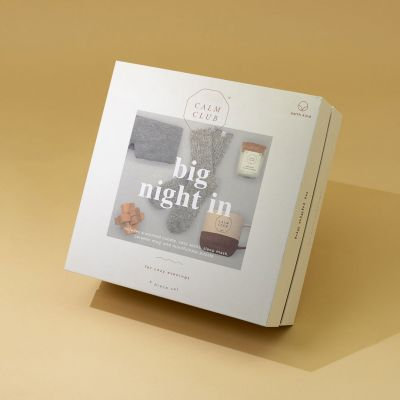 Nouveau - Coffret Cosy Big Night In