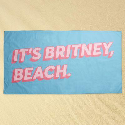 Accessoires pour le plein air - Serviette de Plage Britney Beach