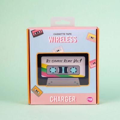 Accessoires smartphone - Chargeur Cassette sans fil