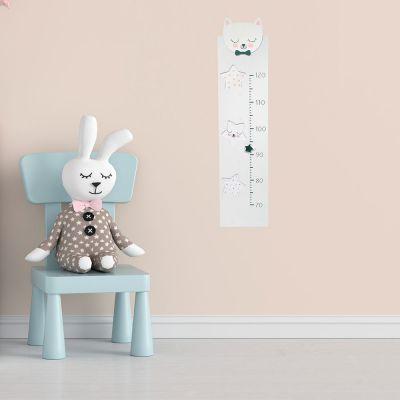 Cadeau bébé - Toise pour Enfants - Chat