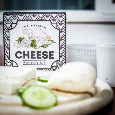 Faites-le vous-même - The Artisan Cheese Maker's Kit - le kit de fromager