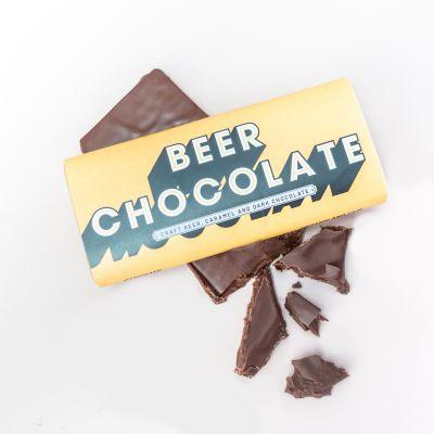 Cadeau anniversaire papa - Chocolat Bière