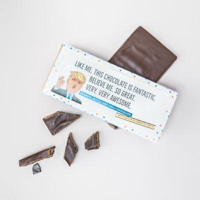 Bonbons - Chocolat Trump