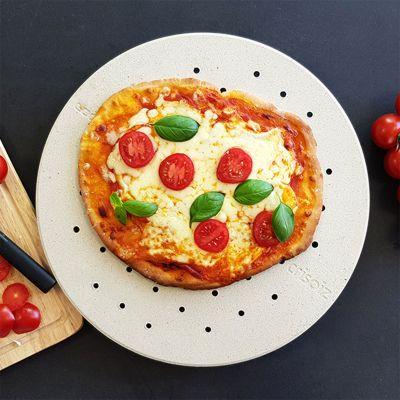 Cuisine & Barbecue - Pierre à pizza Crispiz