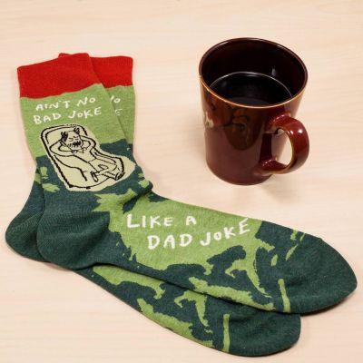Idées cadeaux pour mettre dans le calendrier de l'avent - Chaussettes Homme Ain't No Bad Joke