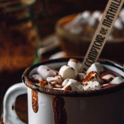 Bonbons - Cuillères au Chocolat