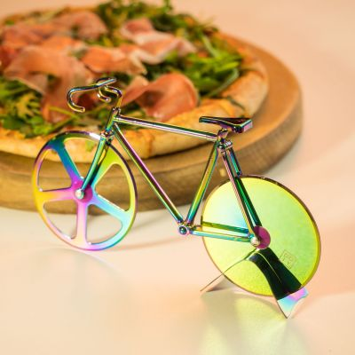 Cuisine & Barbecue - Roulette à pizza vélo