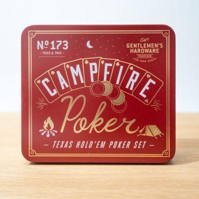 Jeux de soirée - Set de Poker pour le Camping