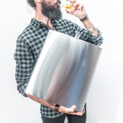 Accessoires de bar - Flasque XXXL - 14,5 Litres