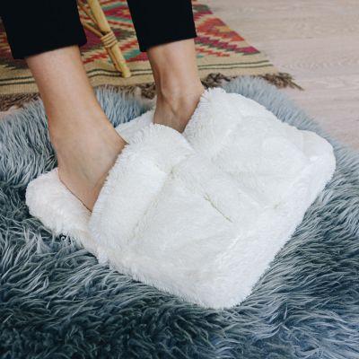 Hiver - Appareil de Massage pour les Pieds en Peluche