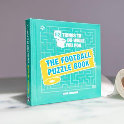 Livre Football pour les Toilettes
