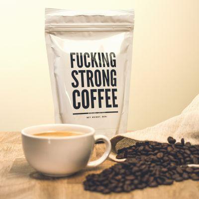 Thé ou café - F*cking Strong Coffee : Café très fort