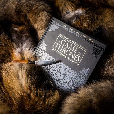Cadeau Anniversaire Copain - A Game of Thrones - Das offizielle Kochbuch