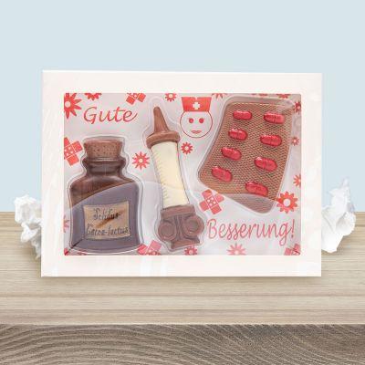 Bonbons - Coffret Médicaments en Chocolat