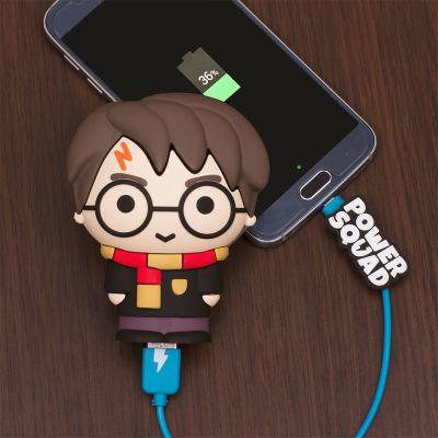 Nouveau - Batterie Externe Harry Potter