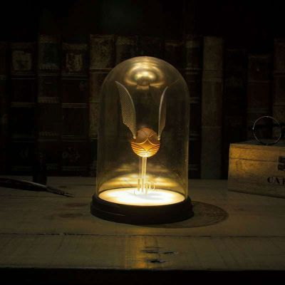 Cadeaux de Noël pour enfants - Lampe Harry Potter Vif d'Or