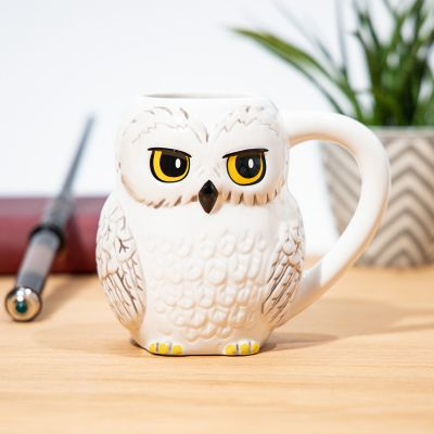 Nouveau - Tasse Hedwige Harry Potter