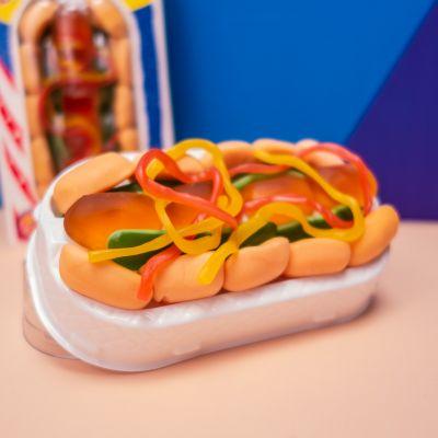 Bonbons - Hot-Dog de bonbons