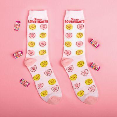 Vêtements & Accessoires - Chaussettes Love Hearts